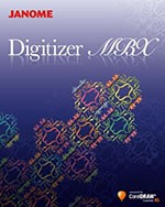 Janome Digitizer MBX V5 Software