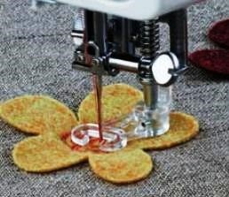 Janome Embroidery/Darning Foot