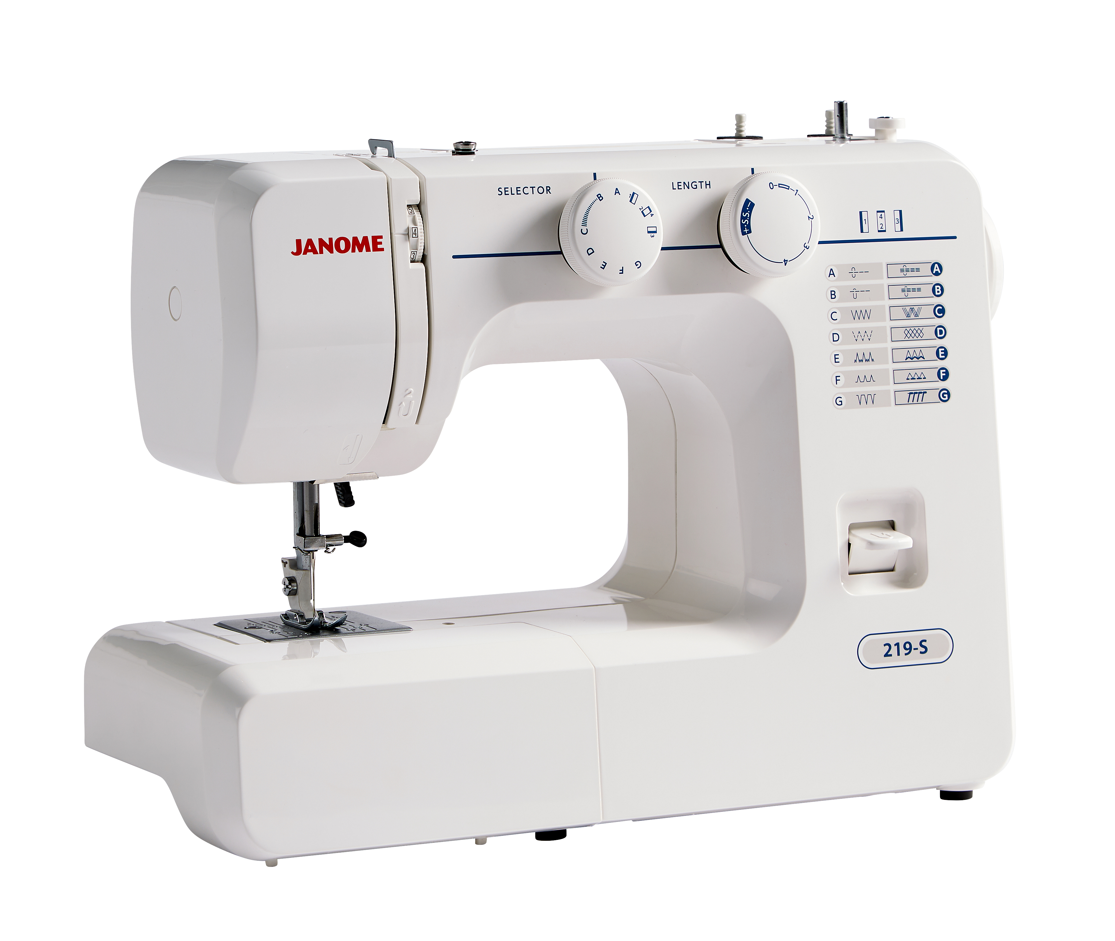 Janome 219-S