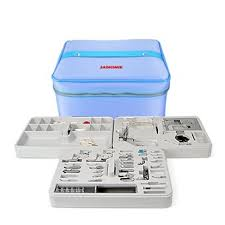 Janome Accessory Case - Blue - 9mm Accessories