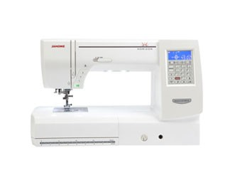 Janome Horizon 8200 QCP Special Edition