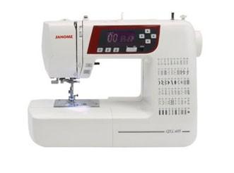 Janome QXL605 + Free JQ2 Quilting Kit!
