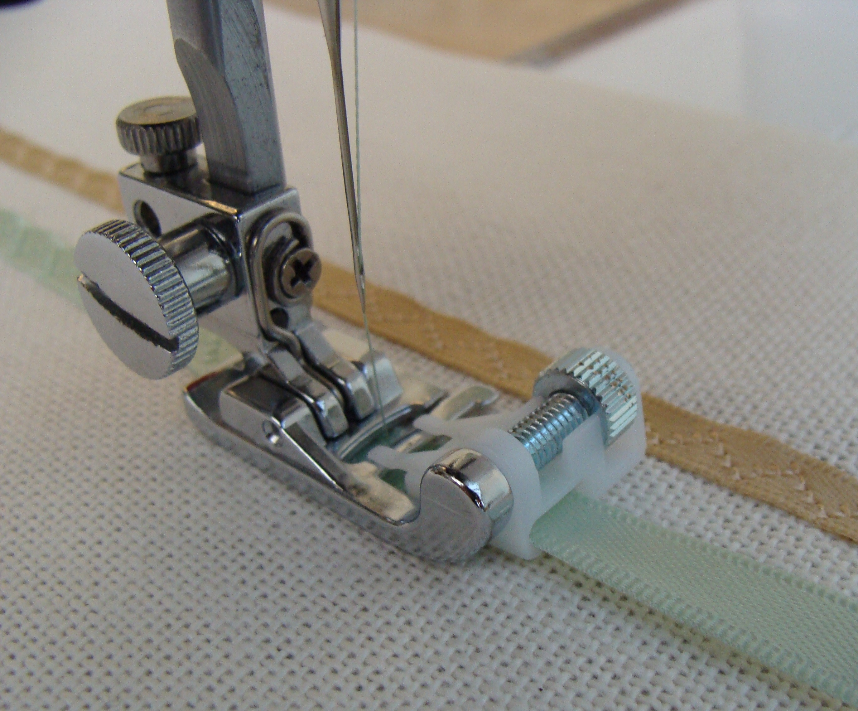 Janome Ribbon/Sequin Foot