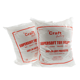 Toy Filling/Stuffing - Hollowfibre 250g