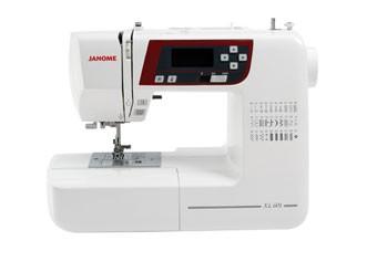 Janome XL601 + Free Quilting Kit JQ2