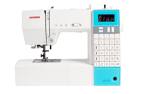 Janome DKS100SE SAVE £50 + Free JQ6 Kit