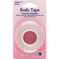 Body Tape: 5m x 25mm
