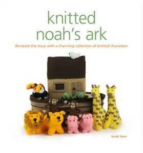 Knitted Noah's Ark - Sarah Keen