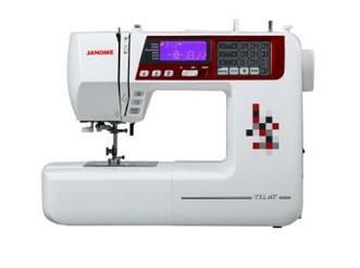 Janome TXL607 + Free JQ2 Kit