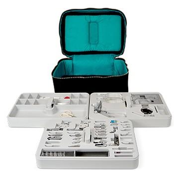 Janome Accessory Case - Black - 9mm Accessories