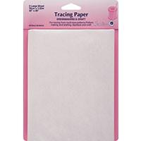Tracing Paper: Plain - 76 x 102cm