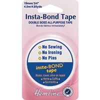 Insta-Bond Tape: 4.5m x 19mm