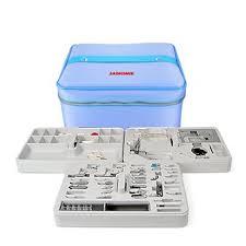 Janome Accessory Case - Blue - 9mm Accessories