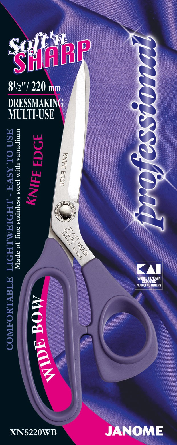8.5 inch Soft'n Sharp Professional - Multi-Use (Wide Bow)